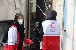 بستههای غذایی و بهداشتی بین خانوادههای نیازمند قزوین توزیع شد