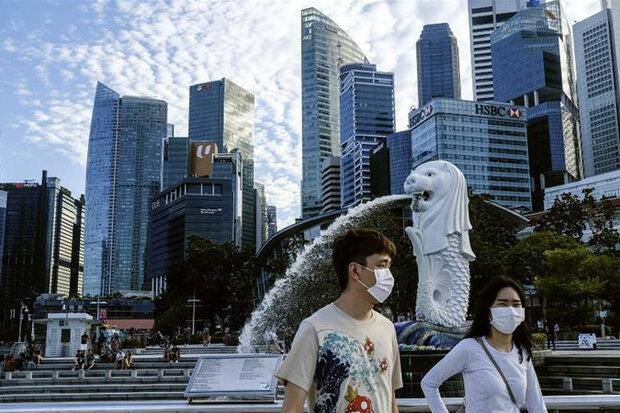 اقتصاد سنگاپور ۵.۸ درصد آب رفت - خبرگزاری مهر | اخبار ایران و جهان | Mehr  News Agency