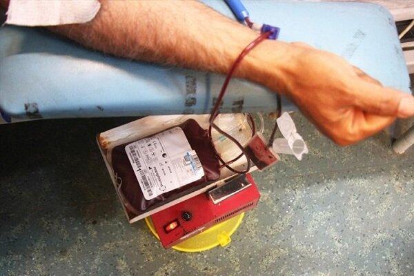 کاهش شدید ذخایر خونی/۱۶۰مرکز درمانی تهران در وضعیت هشدار