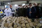 İran Savunma Bakanı üretim seferberliğini yerinde inceledi