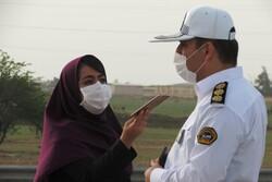 طرح کنترل ورودی و خروجی های خوزستان تا ۲۱ فروردین اجرا می شود