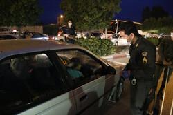 ۱۲ هزار خودرو در استان زنجان جریمه شده است