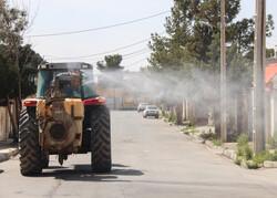 اجرای رزمایش دفاع بیولوژیک طی ۳ مرحله در شهرستان کبودرآهنگ