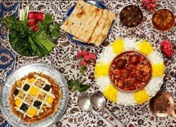 طبخ غذاهای محلی کرمانشاه در قرنطینه خانگی