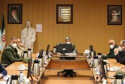 إنتاج ثلاثة آلاف لباس للوقاية من كورونا يومياً على يد وزارة الدفاع