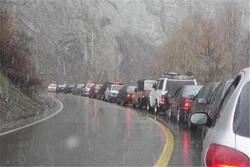 آخرین وضعیت جاده های کشور/انسداد ۷ محور مواصلاتی