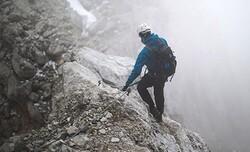 تلاش برای یافتن کوهنورد گمشده در گلستان ادامه دارد