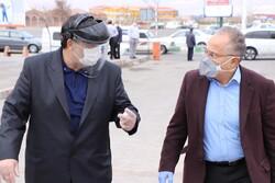 قدردانی از سیاستهای پیشگامانه شهرداری تبریز در مبارزه با کرونا