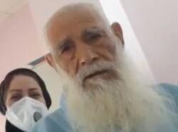 Century-old Iranian man recovers from coronavirus