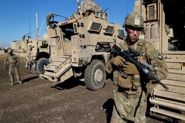 آمریکا پایگاه «K۱» در کرکوک عراق را تخلیه کرد