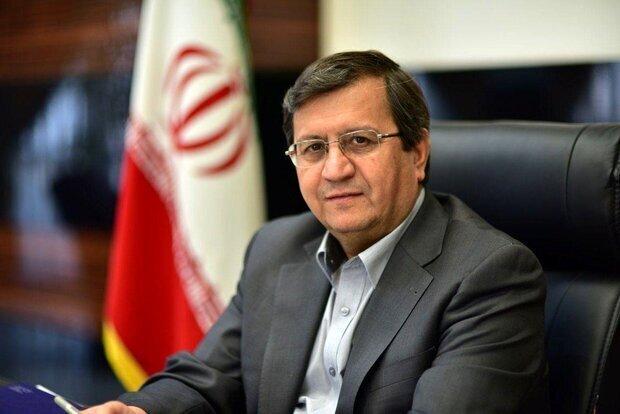 Iran's non-oil economic growth at positive rate: CBI gov.