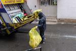 تردد ناوگان حمل پسماند به صورت شبانهروزی با مجوز راهور