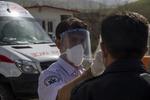 İran'da sağlık kontrolleri devam ediyor