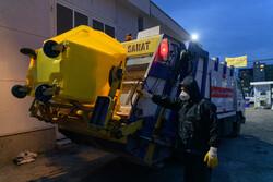 رونمایی از ۲۰ دستگاه خودروی جمع آوری پسماند خشک