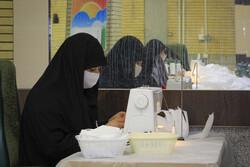 مشارکت خودجوش کانونهای مساجد آذربایجانشرقی در مقابله با کرونا