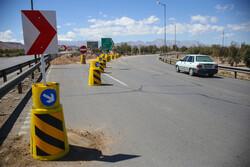 تردد وسایل نقلیه در محورهای استان مرکزی ۸۴ درصد کاهش داشت