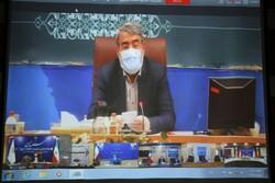 گزارش استاندار سمنان به وزیر کشور درباره کرونا