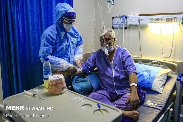 پوشش ۱۰۰ درصدی هزینههای درمان ایثارگران مبتلا به کرونا