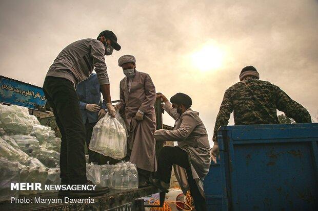 توزیع ۱۱ هزار بسته بهداشتی در بجنورد