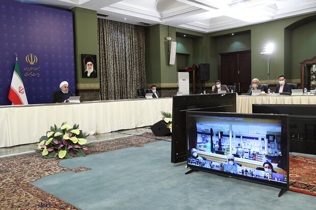 Rouhani urges people to follow protocols as gov. eases restrictions