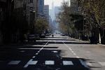 خیابانهای اصفهان خالی از مردم نصف جهان
