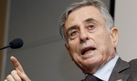 فوت عبد الحلیم خدام سیاستمدار سوری در پاریس