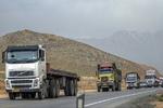 نرخ ورود کامیون به پایانه مرزی مهران تعیین شد