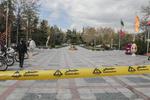 کنترل شدید جاده های کرمان