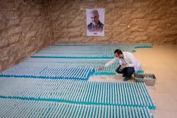 ۲۱هزار لیتر محلول ضدعفونی در آذربایجان غربی تولید می شود
