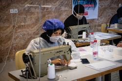 ۸۱ هزار ماسک در چهارمحال و بختیاری تولید شد