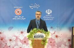 حصيلة كورونا في ايران تبلغ الى 53 الف 183 شخص ونحو 18 الف يتماثلون بالشفاء