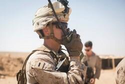 خروج ناگهانی نظامیان آمریکایی از پایگاه حبانیه به سمت عین الاسد