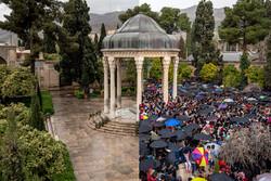 جای خالی میهمانان نوروزی شیراز