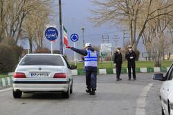 بازگرداندن ۲۲۰۰ دستگاه خودرو به دلیل تردد غیرمجاز به شهرهای خود