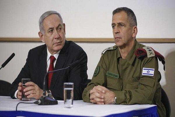 فرمانده ارتش رژیم صهیونیستی به قرنطینه رفت