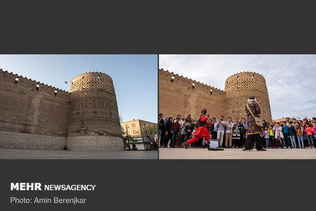 نوروز 1399، ارگ کریمخان زند شیراز جات خالی بود کاکو!