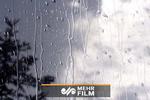 باراش باران همراه با رعد و برق در کشور
