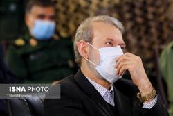Iranian parliament speaker tests positive for coronavirus