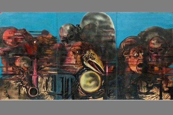 حراجی «هنر قرن بیستم خاورمیانه» به صورت آنلاین برگزار شد