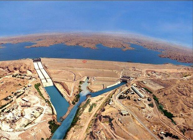 آبگیری زودهنگام مخازن سدهای خوزستان آغاز شد