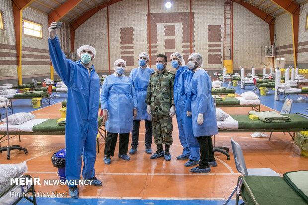 افتتاح دار نقاهة ذات 200 سرير في مدينة تبريز