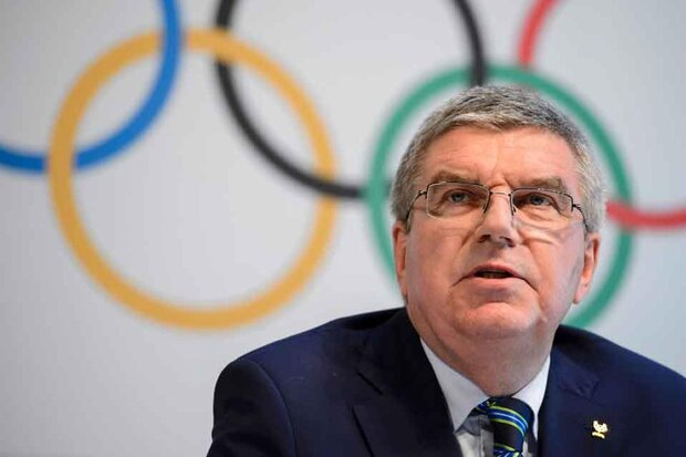 IOC president thanks Iran for support to Olympics
