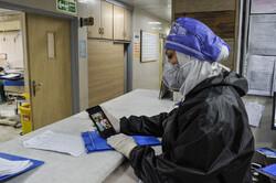 دانشجویان خراسان شمالی به کمک کادر درمان میروند