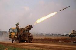 حملات نظامیان ترکیه به ارتش سوریه در غرب منبج