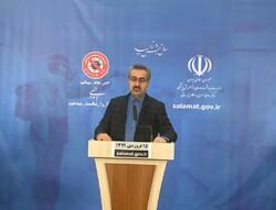 رصد 3،117 حالة إصابة جديدة بكورونا في إيران
