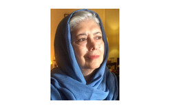 Sorayya Qezel-Ayaq in an undated photo.