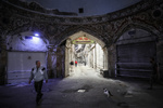 Tehran Grand Bazaar closed amid outbreak
