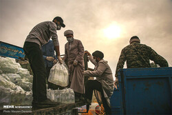 مرحله دوم توزیع بستههای بهداشتی در روستاهای بجنورد آغاز شد