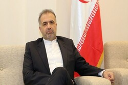 Iran envoy holds meetings with two Russian FM deputies