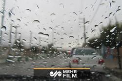 فعالیت سامانه بارش زا در کشور